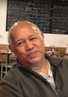 A photo of Ferdinand, a tutor from University of the Philippines