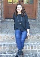 A photo of Erin, a tutor from University of North Carolina at Chapel Hill