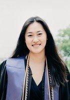 A photo of Sophia, a tutor from Johns Hopkins University