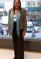 A photo of Mercia, a tutor from Harvard University