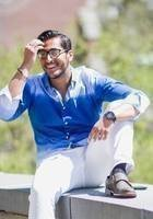 A photo of Amir, a tutor from Cornell University