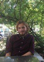 A photo of Ian, a tutor from University of North Carolina at Chapel Hill