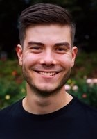 A photo of Ben, a tutor from Oregon State University