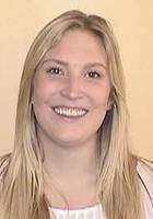 A photo of Courtney, a tutor from University of Delaware