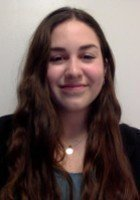 A photo of Abigail, a tutor from Temple University