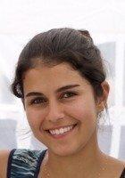 A photo of Jaya, a tutor from Wesleyan University