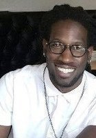 A photo of Isaiah, a tutor from Alabama State University