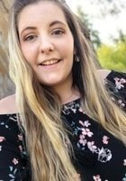 A photo of Hailey, a tutor from Grand Canyon University