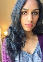 A photo of Simran, a tutor from University of Delaware