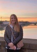 A photo of Katelyn, a tutor from Texas Tech University
