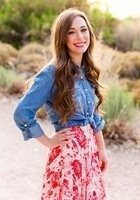 A photo of Kennadie, a tutor from Brigham Young University-Provo