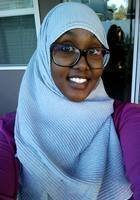 A photo of Deqa, a tutor from University of North Florida