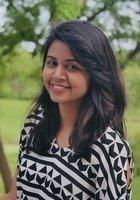 A photo of Barjistha, a tutor from Mount Carmel College