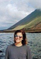 A photo of Mikaela, a tutor from Arizona State University