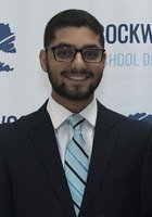 A photo of Abbas, a tutor from Baylor University