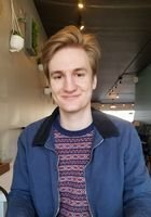 A photo of Peter, a tutor from Lawrence University