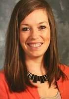 A photo of Samantha, a tutor from Bowling Green State University-Main Campus