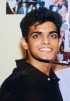 A photo of Revan Reddy, a tutor from The Ohio State University
