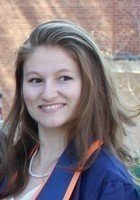 A photo of Annabelle, a tutor from Hope College