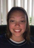 A photo of Katelyn, a tutor from Niagara University