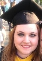 A photo of Megan, a tutor from Suny New Paltz