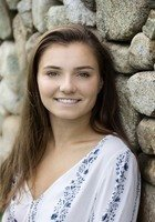 A photo of Samantha, a tutor from Bentley University