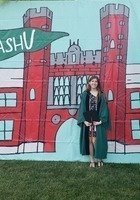 A photo of Kacey, a tutor from Washington University in St Louis