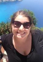 A photo of Elena, a tutor from University of Pittsburgh-Pittsburgh Campus