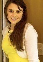 A photo of Christina, a tutor from The Catholic University University of America