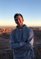 A photo of Max, a tutor from Washington University in St Louis