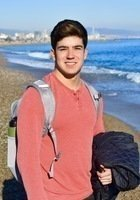 A photo of Antonio, a tutor from Massachusetts Institute of Technology