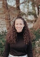 A photo of Whitne, a tutor from George Fox University