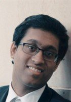 A photo of Adithya, a tutor from University of Massachusetts Amherst