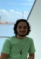 A photo of Daniel, a tutor from University of Chicago