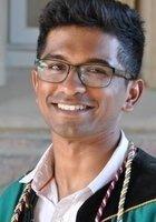 A photo of Abhishek, a tutor from Washington University in St Louis