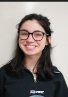 A photo of Jessica, a tutor from Georgetown University