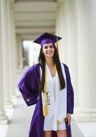 A photo of Megan, a tutor from James Madison University