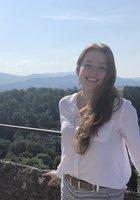 A photo of Josie, a tutor from University of Cincinnati-Main Campus