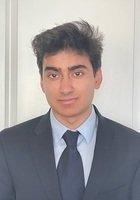 A photo of Ali, a tutor from University of North Carolina at Chapel Hill