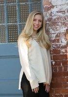 A photo of Amanda, a tutor from Stony Brook University