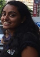 A photo of Kripa, a tutor from Barnard College Columbia University