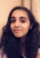 A photo of Aishwarya, a tutor from Case Western Reserve University