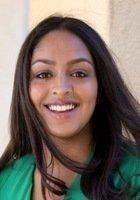 A photo of Deepali, a tutor from Brandeis University