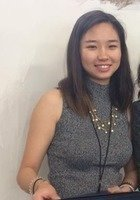 A photo of Yu, a tutor from University in Tian Jin China