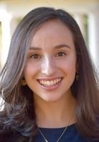 A photo of Cristina, a tutor from Georgetown University