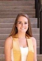 A photo of Nicole, a tutor from Wake Forest University