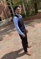 A photo of Anthony, a tutor from Alcorn State University