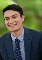 A photo of Hayden, a tutor from University of California-Riverside