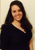 A photo of Bianca, a tutor from Boston University
