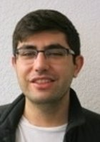A photo of Peyman, a tutor from Sharif University